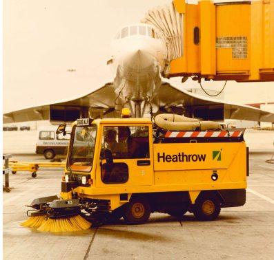 SK Flughafen Heathrow