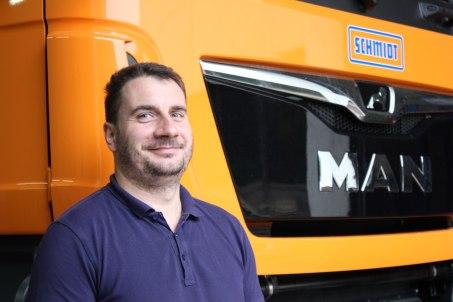 Michael Pommer, Entwicklungsingenieur Schneeräumung
