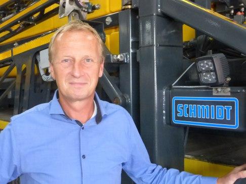 Jan Warmelink, Manager Order-/Produktmanagement